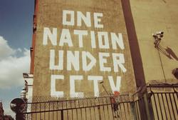 Banksy - On Nation Under CCTV 2007
