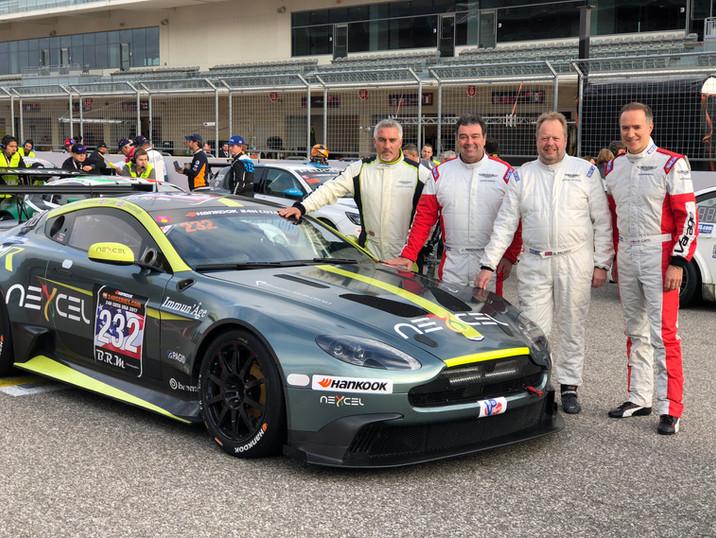 Aston Martin / COTA 24 Hr Racing Team