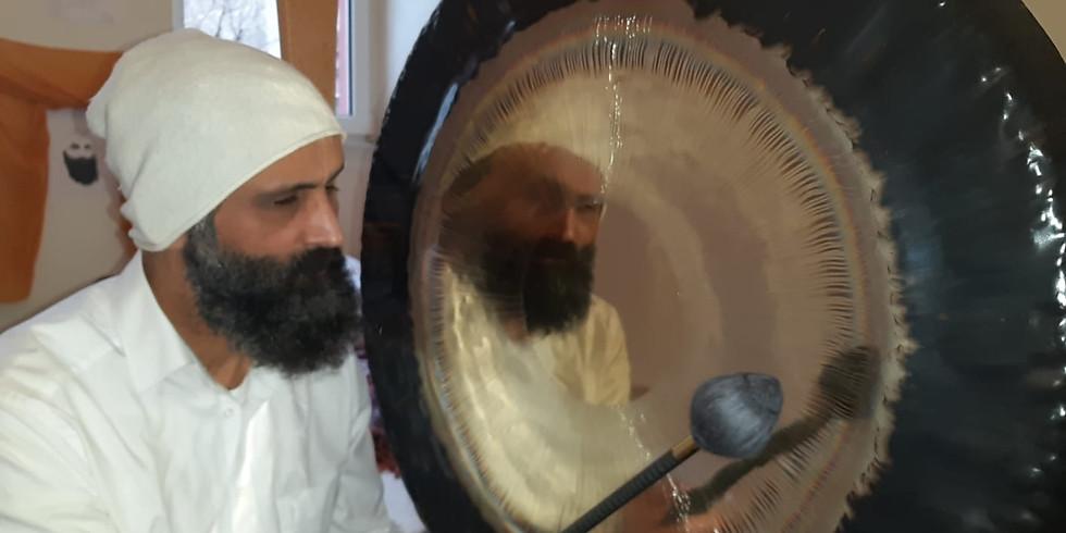 Kundalini Yoga & Gong-Meditation mit Mahmoud