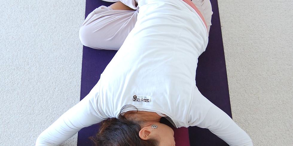Yin Yoga mit Karin