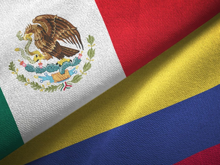 Acuerdo que da conocer Decisión 107 de la Comisión Administradora del TL entre México y Colombia