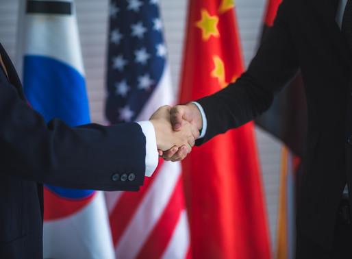 Auguran cambio de liderazgo en el comercio mundial