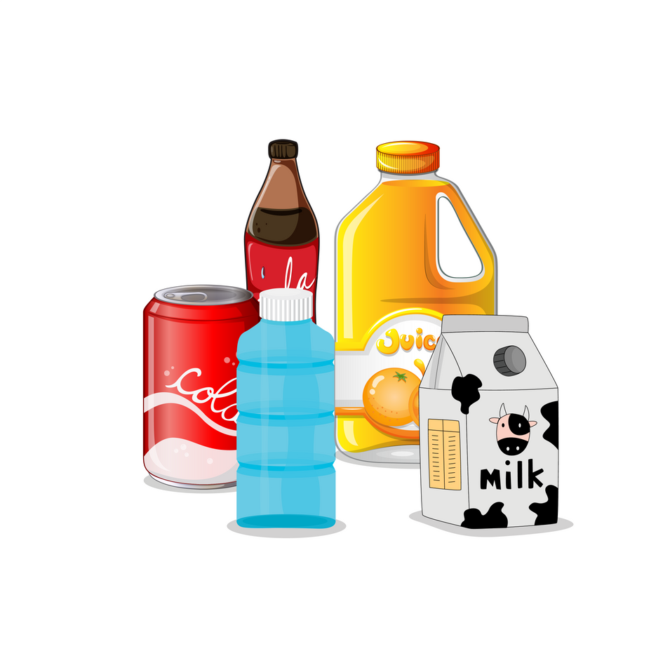 Alimentos y bebidas no alcohólicas preenvasadas