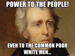 Andrew Jackson Meme