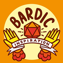 Bardic Inspiration Logo Link to Show Page