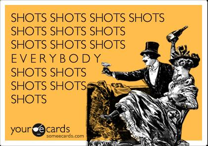 Shots Shots Shots Chant