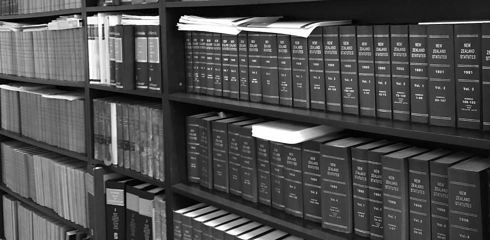 New Zealand Statute Books