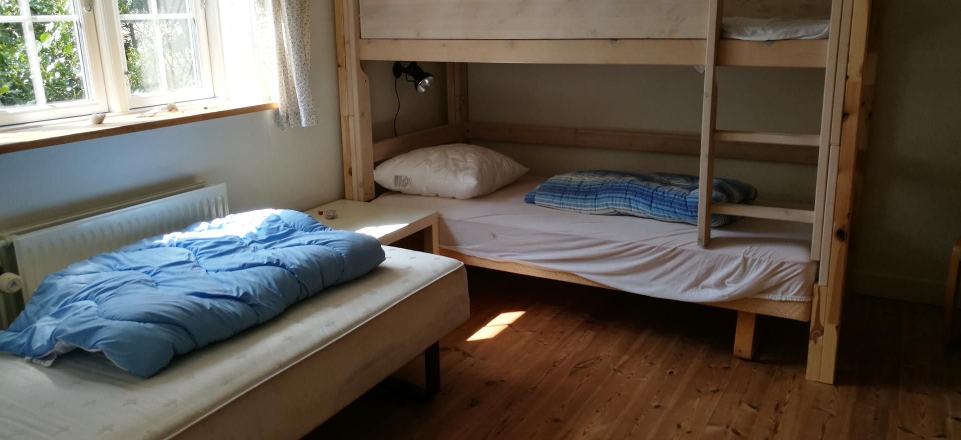 Det lille værelse.