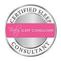 Certified Sleep Consultant - transparent