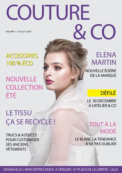 Couverture de Magazine