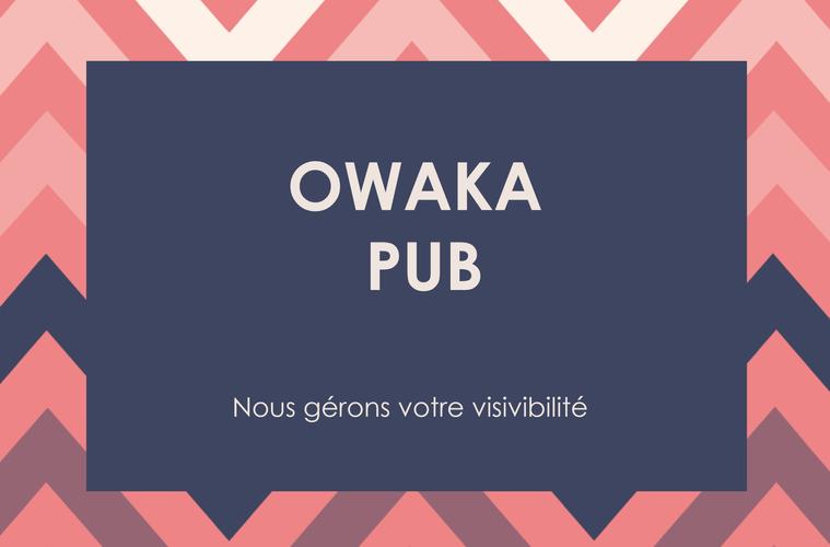 carte de visite Agence de Pub