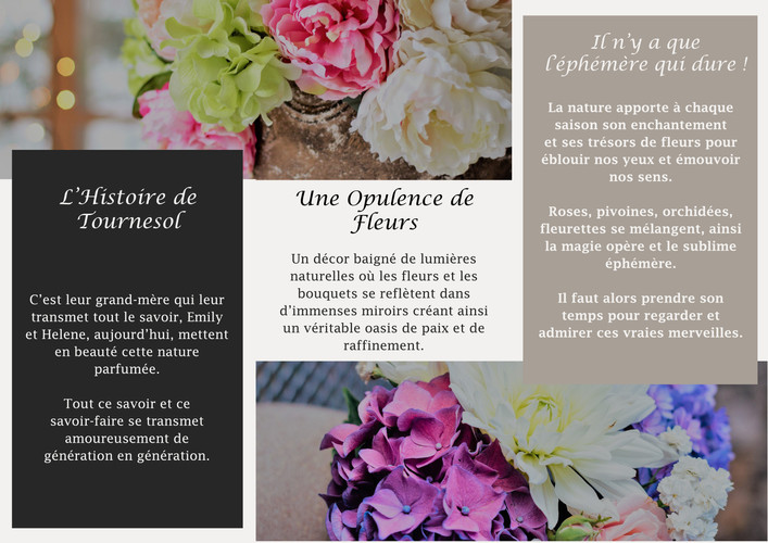 Flyer Fleuriste