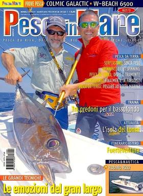 Copertina Pesca in Mare _ Alallunga _ Sa