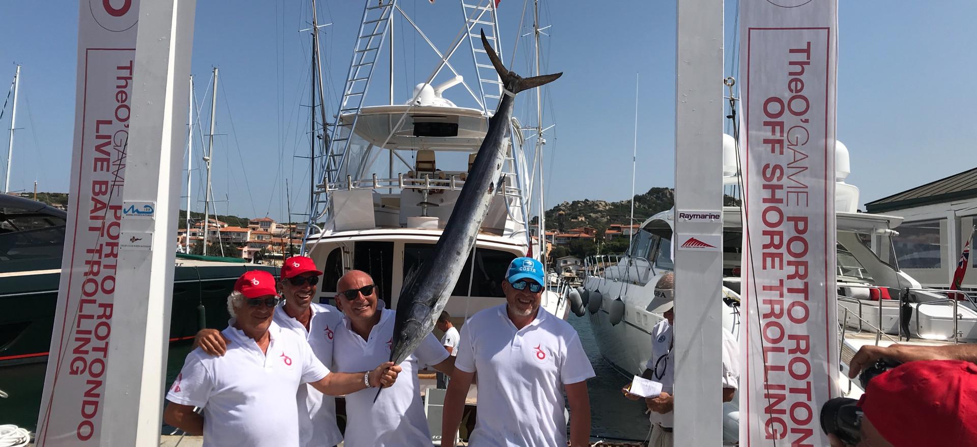 TheO' Game porto Rotondo Offshore_Argo I