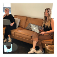 Customer succes managers Evi & Séverine