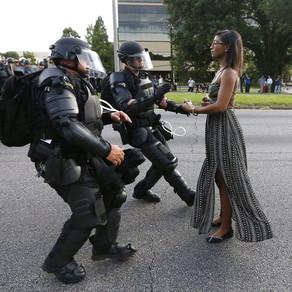 De Rassismus hei an Amerika