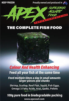 Apex Superior Aquatic Food - Predator Edition