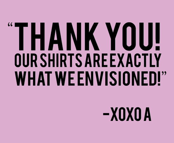 Review from XOXO A