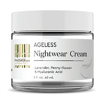 Ageless Nightwear Cream - Massage Spa of Winter Park