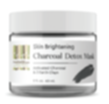 Skin Brightening Charcoal Mask - Massage Spa of Winter Park