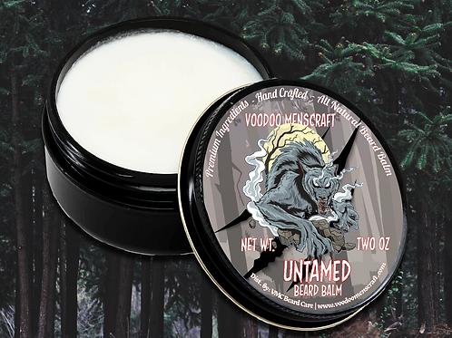 Untamed - A Woodsy Molasses Beard Balm