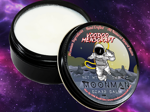 Moonman - A Sweet And Peppery Beard Balm