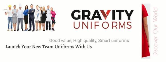 Gravity Uniforms, Uniforms supplier, Uniforms Manufacturing,