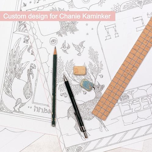 Chanie Kaminker- Payment A