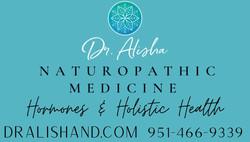 Dr. Alisha Bhatia