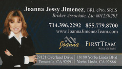 Jimenez, Joanna