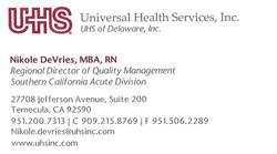 DeVries_Business Card