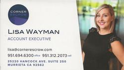 Wayman, Lisa