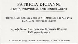 Dicianni, Patricia