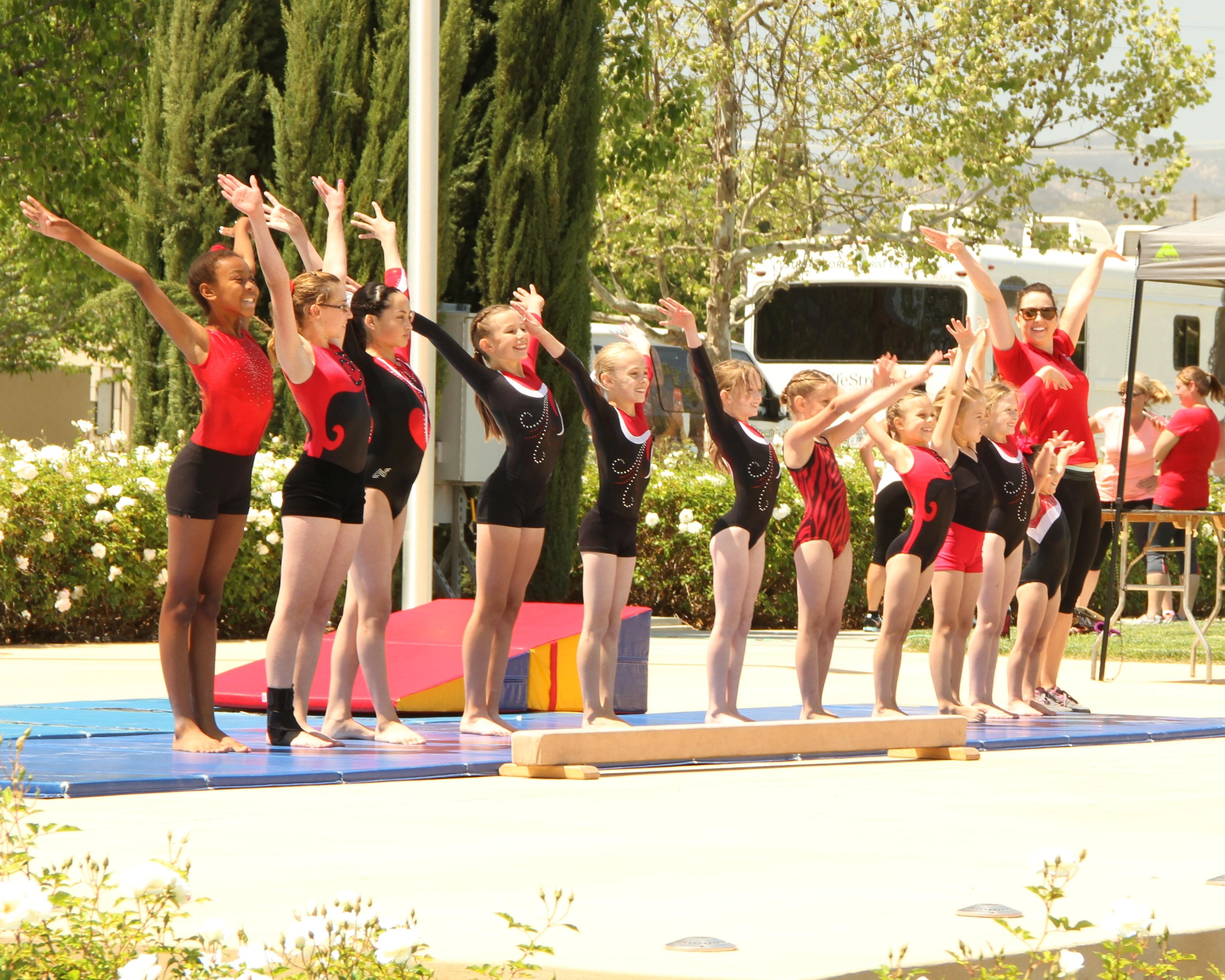 DC Gymnastics