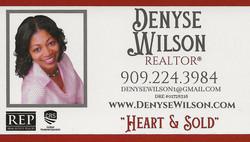 Wilson, Denyse