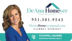 Homeyer, DeAna