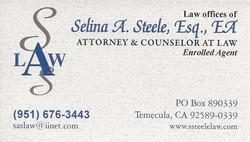 Steele, Selina