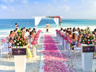 Making a Perfect Entrance on Your Wedding Day!