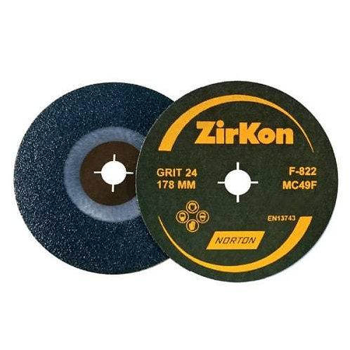 Zirkon Coated Discs