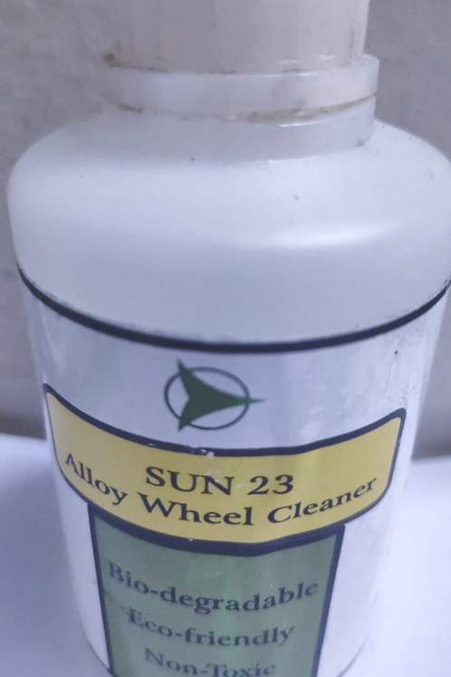 SUN 23 - Alloy Wheel Cleaner 250 gm
