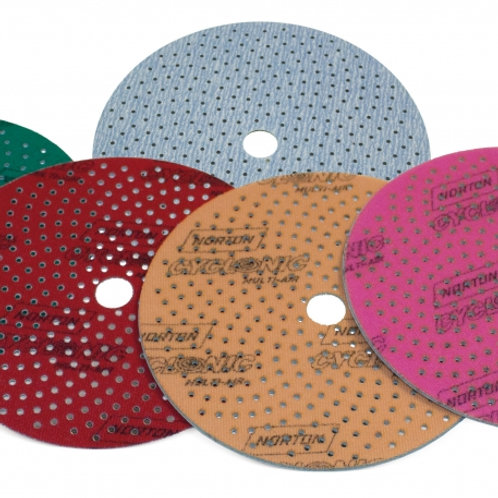 Multiair Cyclonic Paper Discs