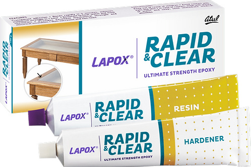 Lapox Rapid & Clear