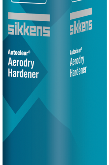 Autoclear Aerodry Hardener - 1 Litre