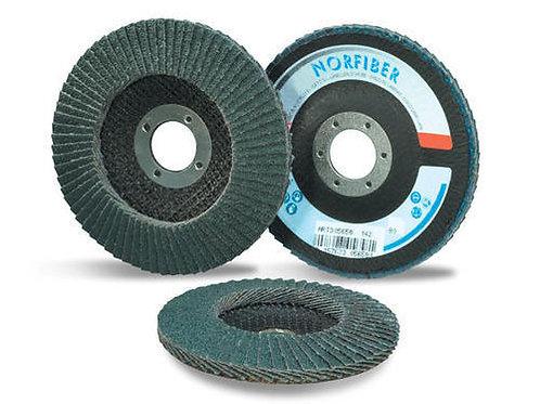 Norfiber Flap Discs