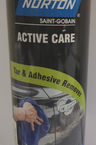 Norton Active Care - Tar & Adhesive Remover - 500 ml