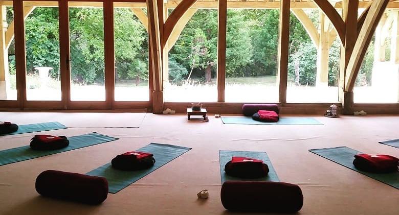 yoga view