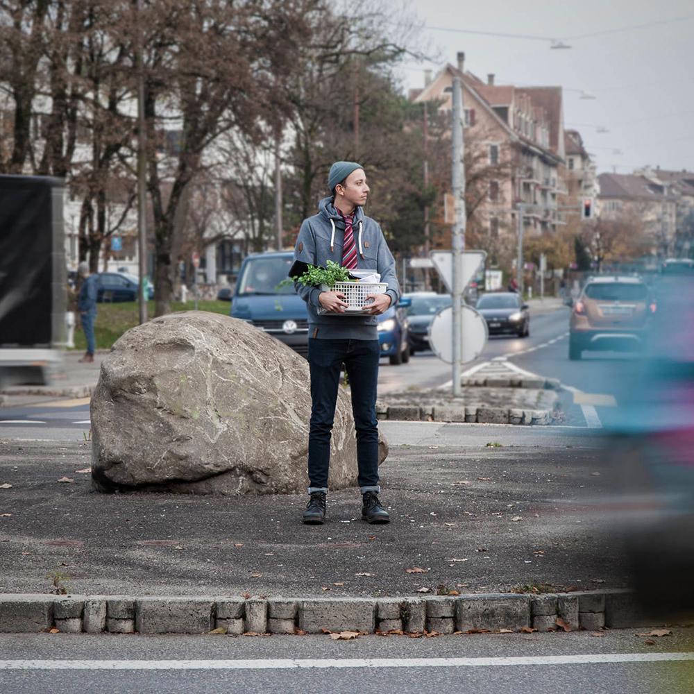 Renn um dein Leben – Junge Theaterfabrik Bern