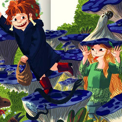 Die Mutigste im ganzen Land – Podium über Vorbilder im Kinderbuch