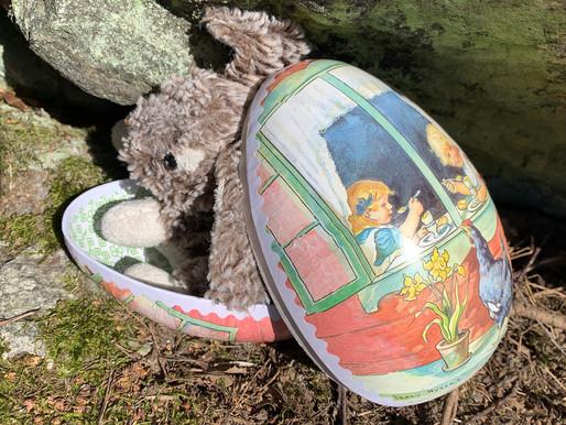 Tomten och Trollet lär sig om påsken
