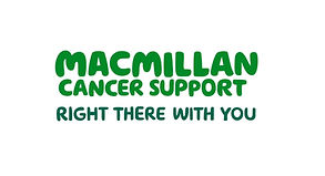 Macmillan Cancer Support sponsor